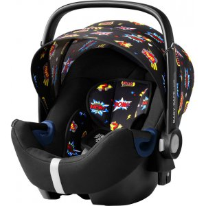Автокресло Britax-Romer Baby-Safe 2 i-Size Comic Fun