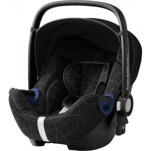 Автокресло Britax-Romer Baby-Safe 2 i-Size Crystal Black
