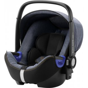 Автокресло Britax-Romer Baby-Safe i-Size Blue Marble