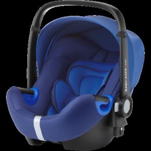 Автокресло Britax-Romer Baby-Safe i-Size Ocean Blue