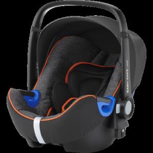 Автокресло Britax-Romer Baby-Safe i-Size Black Marble