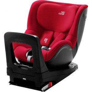 Автокресло Britax-Romer Dualfix I-Size Flame Red