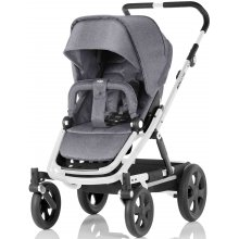 Коляска Britax Go Big Grey Melange/White