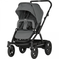 Коляска Britax Go Big Steel Grey