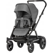 Коляска Britax Go Big Grey Melange / Black