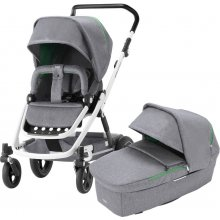 Коляска 2в1 Britax Go Next 2 Dynamic Grey / White