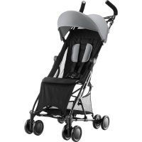 Коляска Britax Holiday Steel Grey