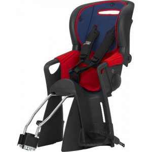 Велокресло Britax-Romer Jockey Comfort Blue / Red