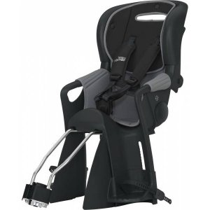 Велокресло Britax-Romer Jockey Comfort Black / Grey
