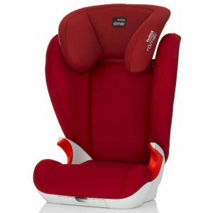 Автокресло Romer Kid II Flame Red