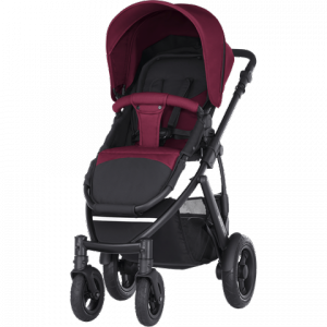 Коляска Britax Smile 2 Wine Red