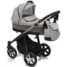 Коляска 2в1 Baby Design Husky WP New 07 Gray