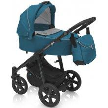 Коляска 2в1 Baby Design Lupo Comfort New 05 Turquoise