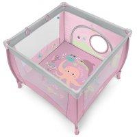 Манеж Baby Design Play Up 08 Pink