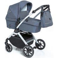 Коляска 2в1 Baby Design Smooth 03 Navy