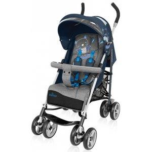Прогулочная коляска Baby Design Travel Quick New 03 Blue