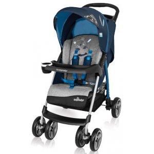 Прогулочная коляска Baby Design Walker Lite 03 Blue
