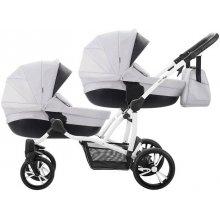 Коляска 2в1 Bebetto B 42 Premium New 03, Серый