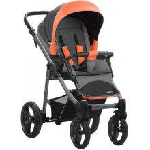 Прогулочная коляска Bebetto Nico 03 Оранжевый