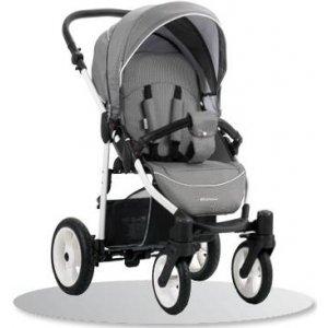 Прогулочная коляска Bebetto Rainbow W25 Серый