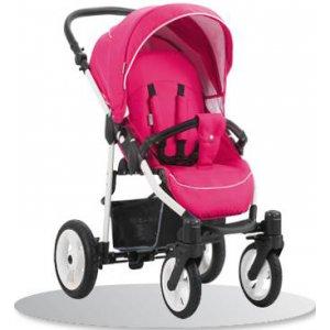 Прогулочная коляска Bebetto Rainbow 389 Розовый