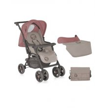 Коляска Bertoni Just4kids COMBI (beige terracotta)