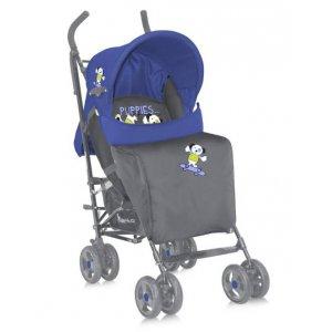 Коляска Bertoni FIESTA ЧЕХОЛ (blue grey puppies)