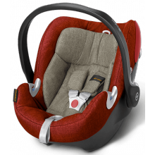Автокресло Cybex Aton Q Plus Autumn Gold