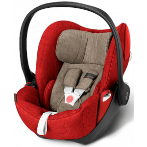 Автокресло Cybex Cloud Q Plus Autumn Gold