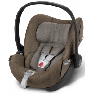 Автокресло Cybex Cloud Q Plus Cashmere Beige