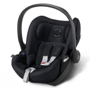 Автокресло Cybex Cloud Q Plus Stardust Black black