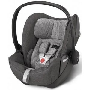 Автокресло Cybex Cloud Q Plus Manhattan Grey mid grey