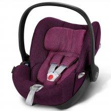 Автокресло Cybex Cloud Q Plus Mystic Pink purple