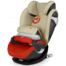 Автокресло Cybex Pallas M-Fix Autumn Gold