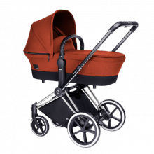 Корзина Priam Carrycot Autumn Gold Denim