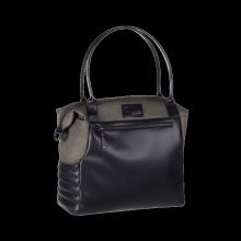 Сумка Priam Changing Bag Desert Khaki Denim Black