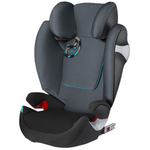 Автокресло Cybex Solution M-Fix Black Sea