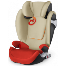 Автокресло Cybex Solution M-Fix Autumn Gold