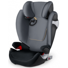 Автокресло Cybex Solution M-Fix Graphite Black