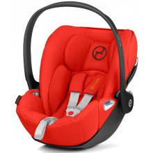Автокресло Cybex Cloud Z i-Size Autumn Gold burnt red
