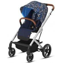 Прогулочная коляска Cybex Balios S Values For Life Trust-blue