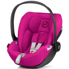 Автокресло Cybex Cloud Z i-Size Passion Pink purple