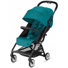 Прогулочная коляска Cybex Eezy S 2 River Blue turquoise