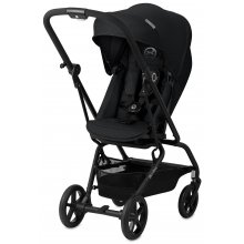 Прогулочная коляска Cybex Eezy S Twist + Lavastone Black