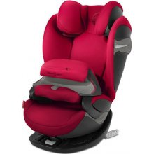 Автокресло Cybex Pallas S-fix Rebel Red-red PU1