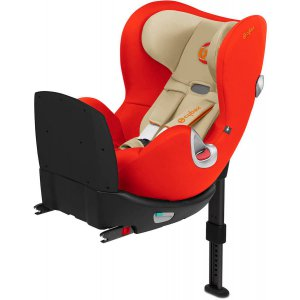 Автокресло Cybex Sirona Q i-Size Autumn Gold-burnt red PU1
