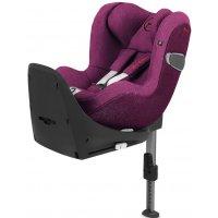 Автокресло Cybex Sirona Z i- Size Plus Passion Pink purple