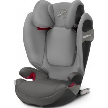 Автокресло Cybex Solution S-fix Manhattan Grey mid grey PU1
