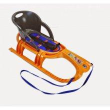 Санки Snow Tiger comfort (оранжевый)