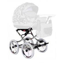 Рама Classic для коляски Kajtex Tramonto (белые колеса)